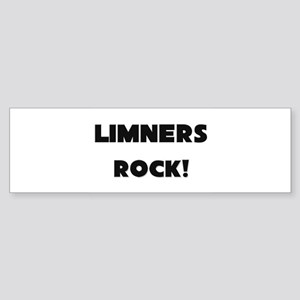Limners ROCK Bumper Sticker